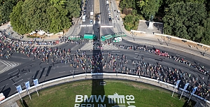 45. BMW Berlin Maratonu