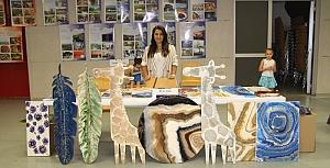 Almanya'da geleneksel Türk el sanatları sergisi