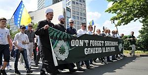 Almanya'da Srebrenitsa için