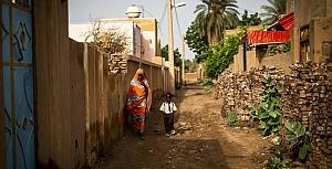 Hartum'da günlük yaşam
