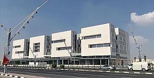 Katar'dan FIFA Dünya Kupası'na özel bina
