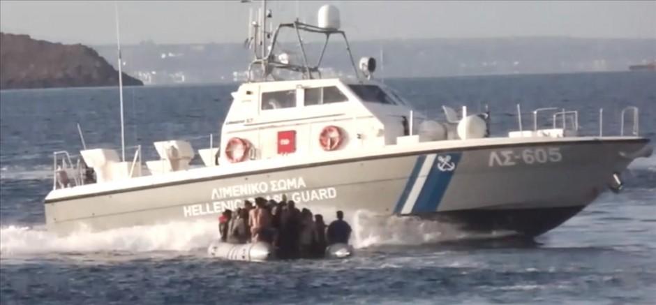 Alman ZDF kanalı Yunanistan'ın mültecilere karşı yasa dışı uygulamalarını belgeledi