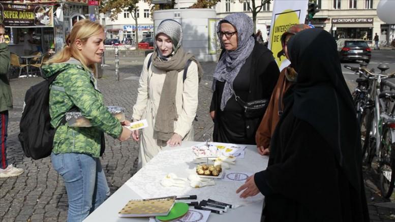 Almanya'da anlamlı etkinlik