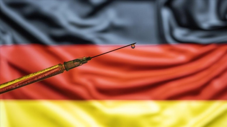 Almanya'da Kovid-19 vaka sayısı 4 milyonu geçti