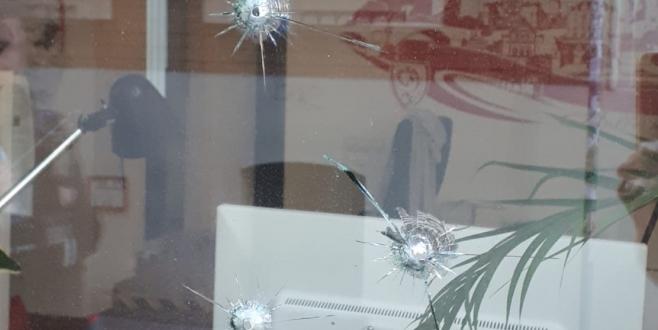 Almanya'da milletvekilinin ofisine saldırı