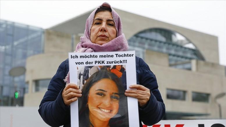 Almanya'da PKK tarafından kızı kaçırılan anne Maide T: Bunların dernekleri kapatılırsa ancak o zaman yakaları tutuşur