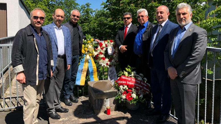 ATİB, Solingen katliamının 26. yılını unutmadı