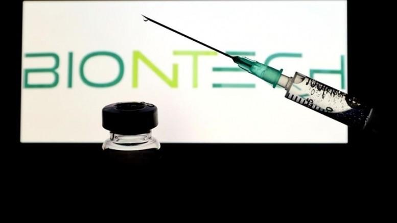 BioNTech, Almanya'nın Marburg kentindeki yeni tesisinde Kovid-19 aşısı için üretim onayı aldı