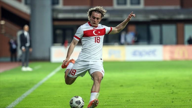 'Bundesliga'yı hırsla ve istekle bekliyorum'