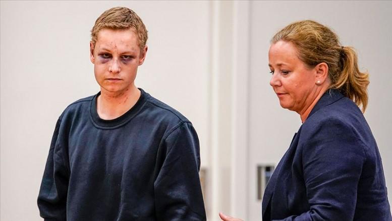 Cami saldırganı mahkemeye çıktı
