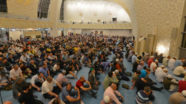 DİTİB Başkanı Kazım Türkmen'den Ramazan Bayramı mesajı