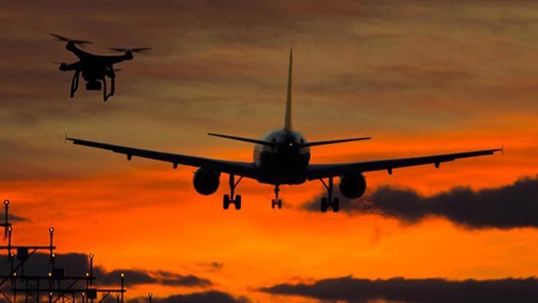 Frankfurt Havalimanı'nda drone alarmı