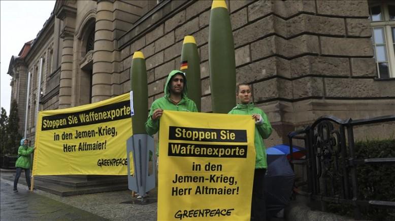 Greenpeace'ten Almanya'ya çağrı