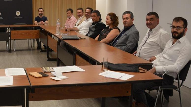 Hessen Türk Dernekleri İnisiyatif Platformu kuruldu