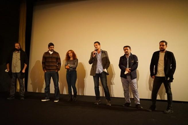 'Kapan' filmi ekibi merak edilenleri yanıtladı
