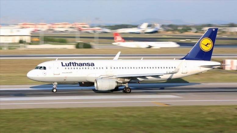 Lufthansa'da kabin personeli 2 günlük greve gidiyor