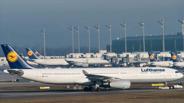 Lufthansa devlet yardımı olmadan ayakta kalamayabilir