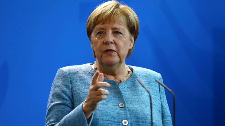 Merkel'den önemli çağrı