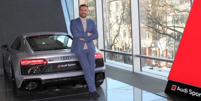 Murat Aydın Audi'de