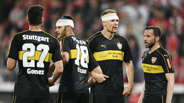 Ozan Kabak'ın takımı Stuttgart küme düştü