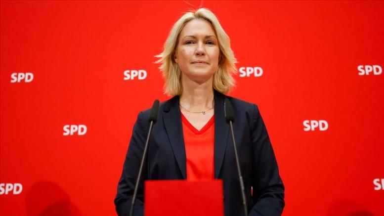SPD'de deprem! Manuela Schwesig görevinden ayrıldı