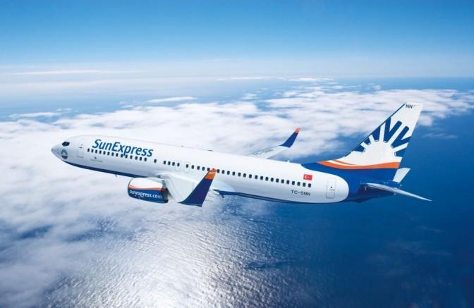 SunExpress, 13 Mart'tan bu yana yaklaşık 30 bin turisti evlerine ulaştırdı