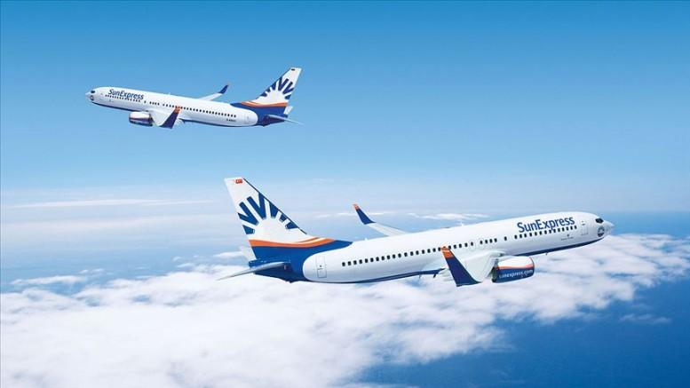 SunExpress, dış hat uçuşları için esnek bilet uygulamasını hayata geçirdi