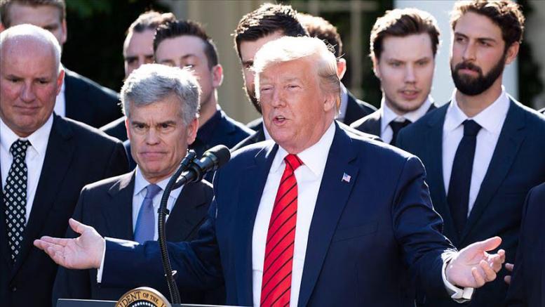 Trump'tan yeni Suriye açıklaması