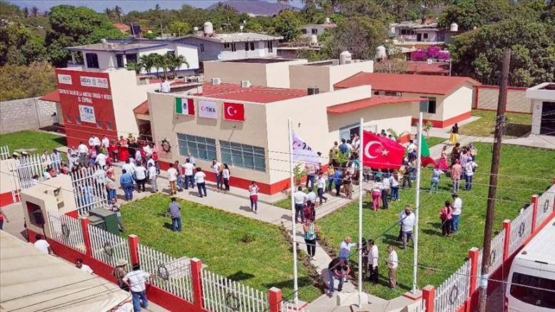 Türkiye-Meksika Dostluğu Sağlık Merkezi hizmete açıldı