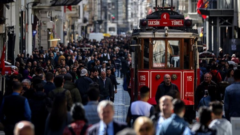 Türkiye'nin nüfusu ilk kez Almanya'yı geçti