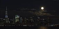 New York'ta yılın son dolunayı